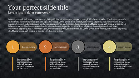 Stage Infographics, Slide 13, 04328, Process Diagrams — PoweredTemplate.com
