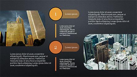 Stage Infographics, Slide 14, 04328, Process Diagrams — PoweredTemplate.com