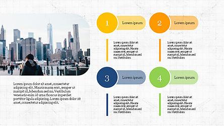 Stage Infographics, Slide 4, 04328, Process Diagrams — PoweredTemplate.com
