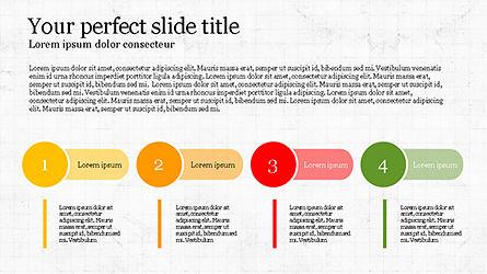 Stage Infographics, Slide 5, 04328, Process Diagrams — PoweredTemplate.com