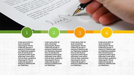 Stage Infographics, Slide 8, 04328, Process Diagrams — PoweredTemplate.com