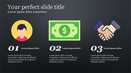 Startup Pitch Deck, Slide 10, 04333, Infographics — PoweredTemplate.com