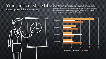 Startup Pitch Deck, Slide 11, 04333, Infographics — PoweredTemplate.com