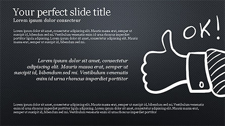 Startup Pitch Deck, Slide 16, 04333, Infographics — PoweredTemplate.com