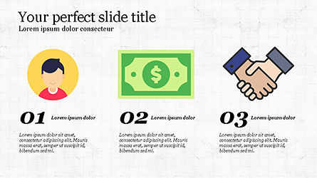 Startup Pitch Deck, Slide 2, 04333, Infographics — PoweredTemplate.com