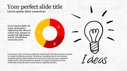 Startup Pitch Deck, Slide 5, 04333, Infographics — PoweredTemplate.com