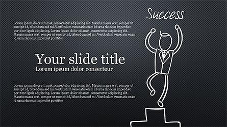 Startup Pitch Deck, Slide 9, 04333, Infographics — PoweredTemplate.com