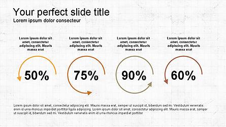 Evolution Diagram with Infographics for Presentations, Slide 2, 04336, Infographics — PoweredTemplate.com