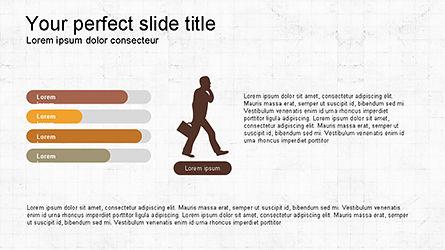 Evolution Diagram with Infographics for Presentations, Slide 3, 04336, Infographics — PoweredTemplate.com
