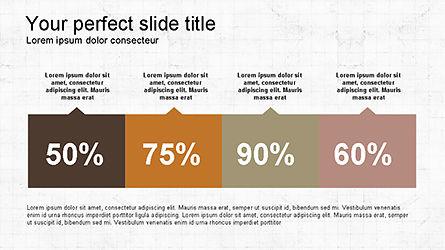 Evolution Diagram with Infographics for Presentations, Slide 4, 04336, Infographics — PoweredTemplate.com