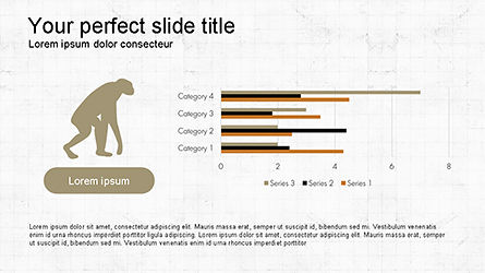 Evolution Diagram with Infographics for Presentations, Slide 5, 04336, Infographics — PoweredTemplate.com