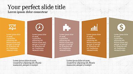 Infographics: Présentation du rapport infographie #04337