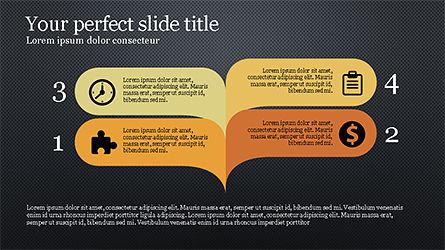 Report Presentation Infographics, Slide 12, 04337, Infographics — PoweredTemplate.com