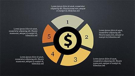Report Presentation Infographics, Slide 13, 04337, Infographics — PoweredTemplate.com