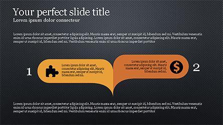 Report Presentation Infographics, Slide 14, 04337, Infographics — PoweredTemplate.com