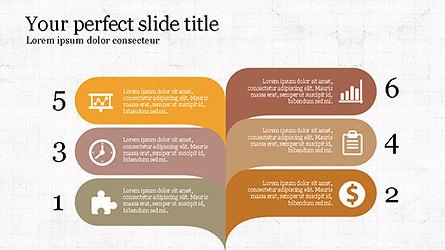 Report Presentation Infographics, Slide 2, 04337, Infographics — PoweredTemplate.com