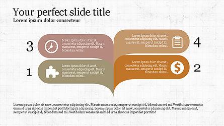 Report Presentation Infographics, Slide 4, 04337, Infographics — PoweredTemplate.com
