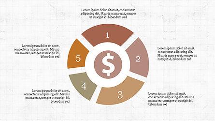 Report Presentation Infographics, Slide 5, 04337, Infographics — PoweredTemplate.com