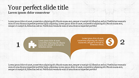 Report Presentation Infographics, Slide 6, 04337, Infographics — PoweredTemplate.com