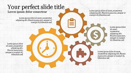 Report Presentation Infographics, Slide 7, 04337, Infographics — PoweredTemplate.com