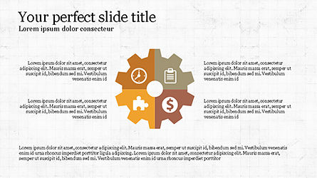 Report Presentation Infographics, Slide 8, 04337, Infographics — PoweredTemplate.com