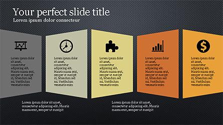 Report Presentation Infographics, Slide 9, 04337, Infographics — PoweredTemplate.com