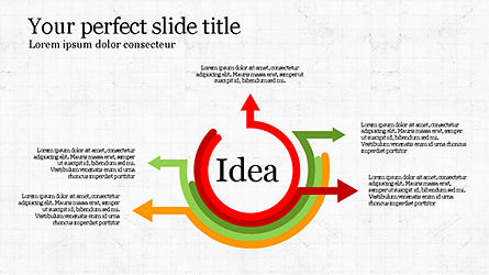 Infographics: Idea Explanation Presentation Infographics #04338