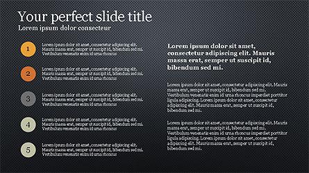 Idea Explanation Presentation Infographics, Slide 11, 04338, Infographics — PoweredTemplate.com