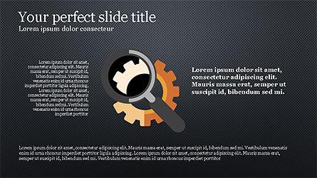 Idea Explanation Presentation Infographics, Slide 14, 04338, Infographics — PoweredTemplate.com