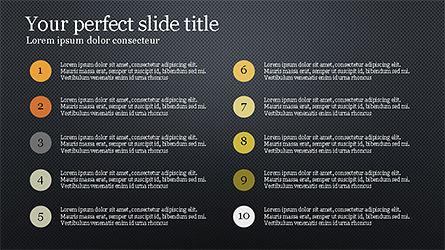 Idea Explanation Presentation Infographics, Slide 16, 04338, Infographics — PoweredTemplate.com