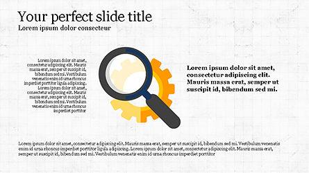 Idea Explanation Presentation Infographics, Slide 6, 04338, Infographics — PoweredTemplate.com