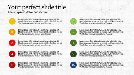 Idea Explanation Presentation Infographics, Slide 8, 04338, Infographics — PoweredTemplate.com