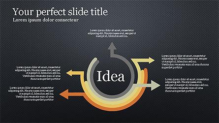 Idea Explanation Presentation Infographics, Slide 9, 04338, Infographics — PoweredTemplate.com