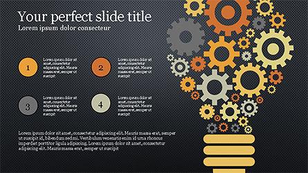 Pitch Deck Presentation Template, Slide 10, 04341, Presentation Templates — PoweredTemplate.com