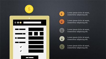 Pitch Deck Presentation Template, Slide 11, 04341, Presentation Templates — PoweredTemplate.com