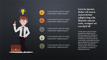 Pitch Deck Presentation Template, Slide 16, 04341, Presentation Templates — PoweredTemplate.com