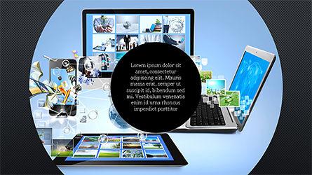 Pitch Deck Presentation Template, Slide 9, 04341, Presentation Templates — PoweredTemplate.com