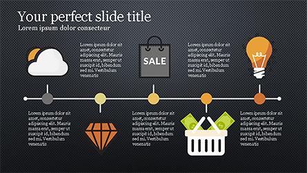 Illustrative Commerce Presentation Template, Slide 10, 04343, Presentation Templates — PoweredTemplate.com