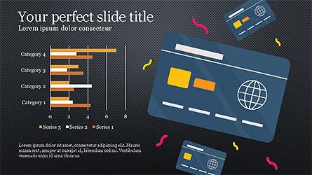 Illustrative Commerce Presentation Template, Slide 11, 04343, Presentation Templates — PoweredTemplate.com