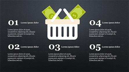 Illustrative Commerce Presentation Template, Slide 12, 04343, Presentation Templates — PoweredTemplate.com