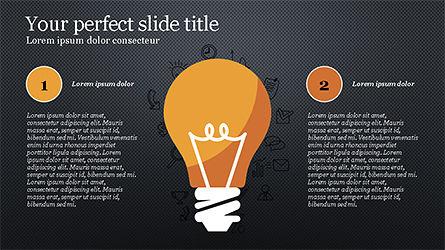 Illustrative Commerce Presentation Template, Slide 16, 04343, Presentation Templates — PoweredTemplate.com