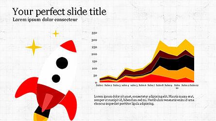 Illustrative Commerce Presentation Template, Slide 6, 04343, Presentation Templates — PoweredTemplate.com