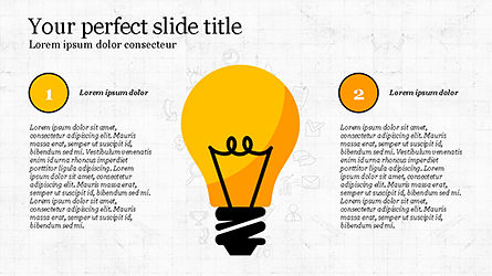 Illustrative Commerce Presentation Template, Slide 8, 04343, Presentation Templates — PoweredTemplate.com