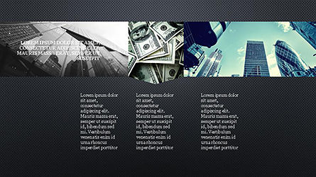 Timeline and Options Presentation Template, Slide 13, 04344, Presentation Templates — PoweredTemplate.com