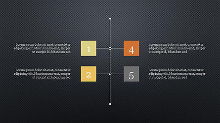 Timeline and Options Presentation Template, Slide 14, 04344, Presentation Templates — PoweredTemplate.com