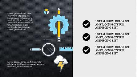 Project Launch Presentation Deck, Slide 10, 04345, Infographics — PoweredTemplate.com