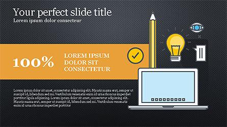 Project Launch Presentation Deck, Slide 11, 04345, Infographics — PoweredTemplate.com