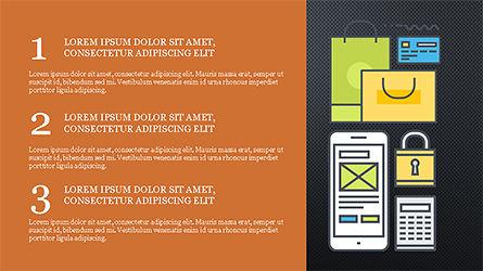 Project Launch Presentation Deck, Slide 13, 04345, Infographics — PoweredTemplate.com