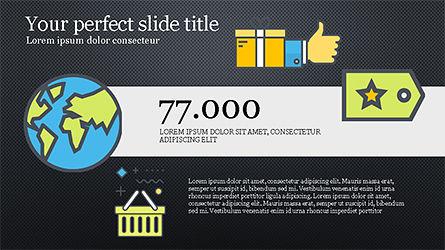 Project Launch Presentation Deck, Slide 14, 04345, Infographics — PoweredTemplate.com