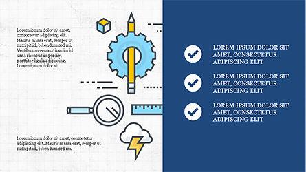 Project Launch Presentation Deck, Slide 2, 04345, Infographics — PoweredTemplate.com